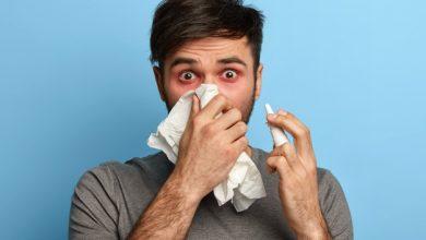 كيفية علاج البرد بالاعشاب